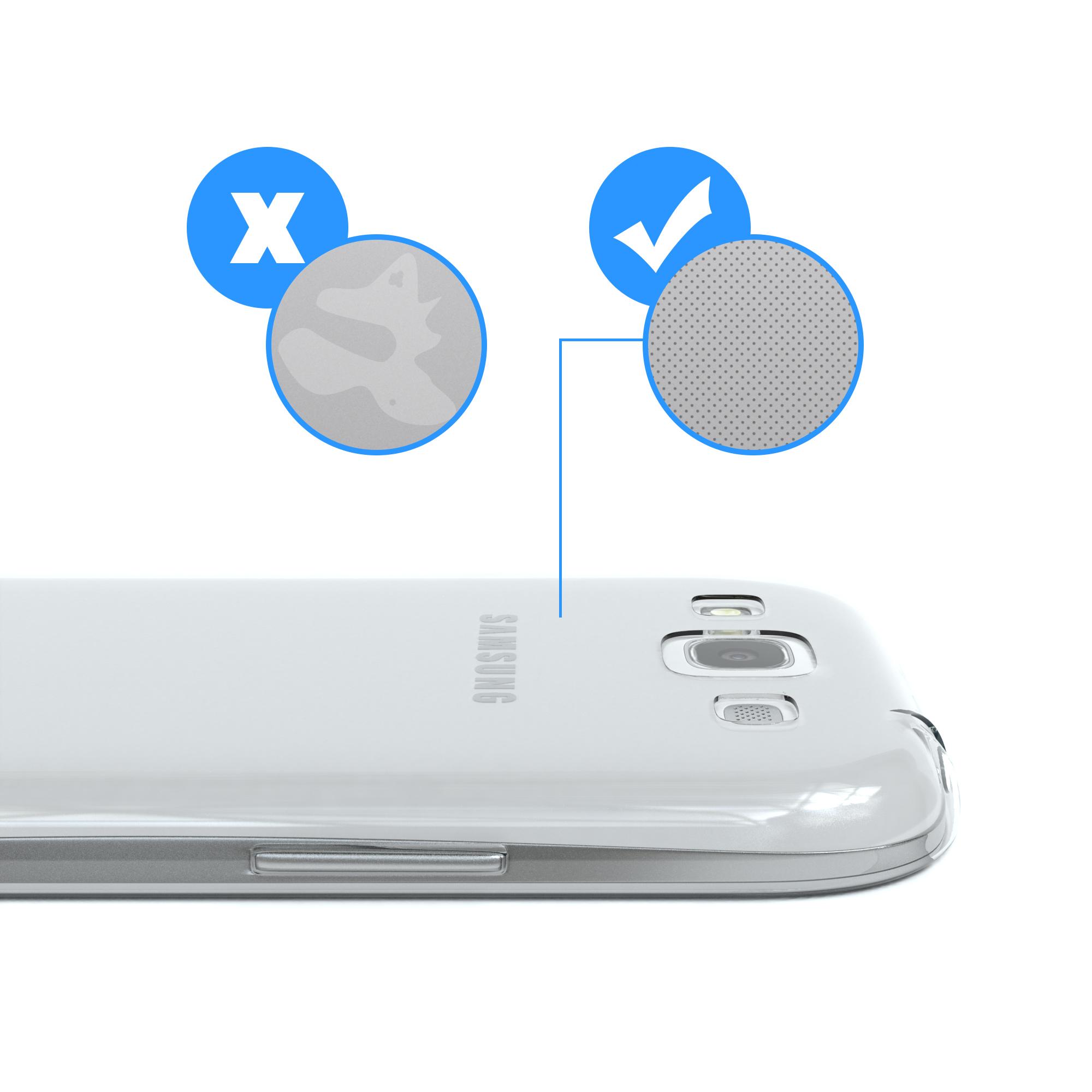 Samsung Galaxy S3 S3 Neo Hülle Silikon Case Cover Handy ...