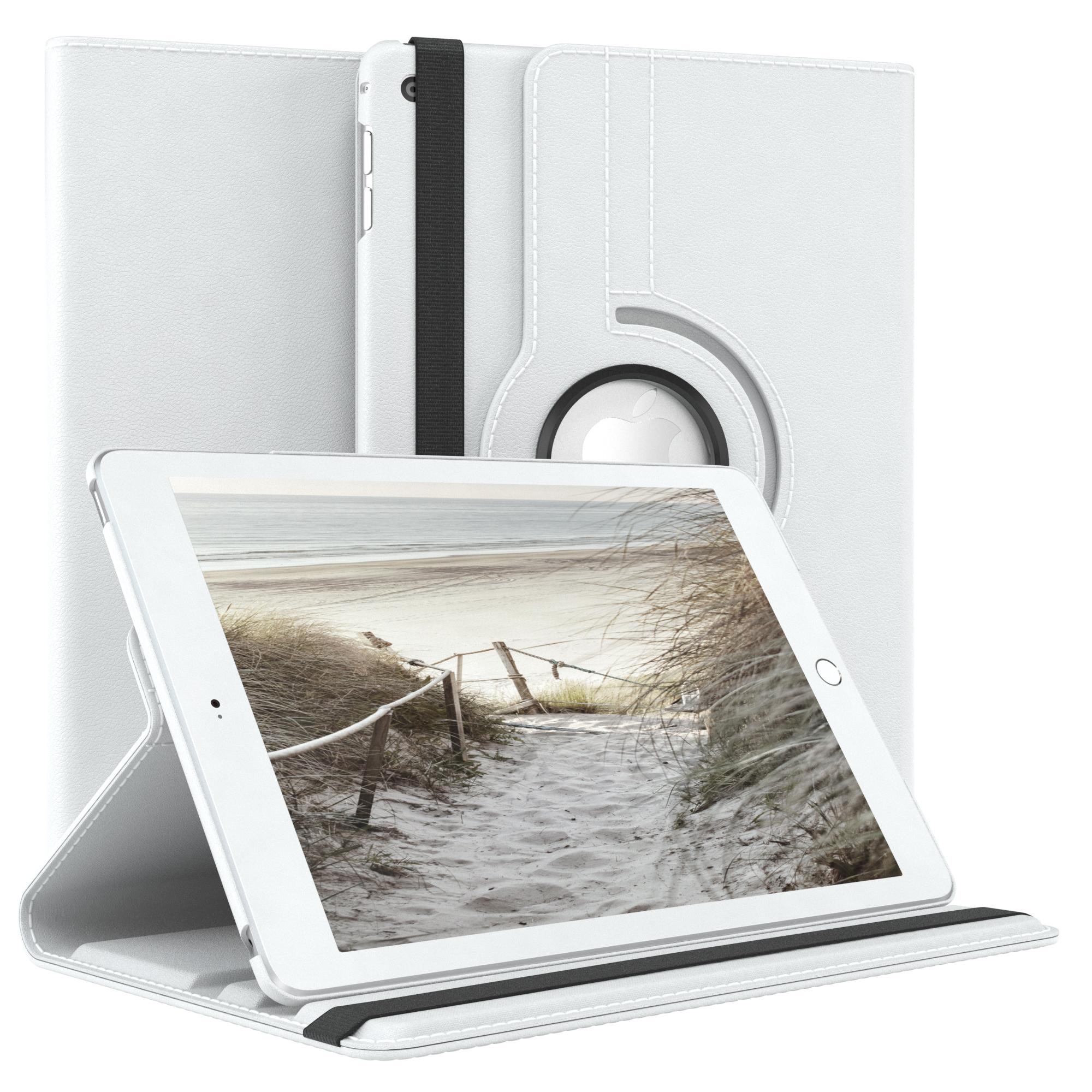 Tasche-fuer-Apple-iPad-Smart-Case-Schutz-Huelle-Etui-Tasche-Bumper-Flip-Cover-360 Indexbild 10