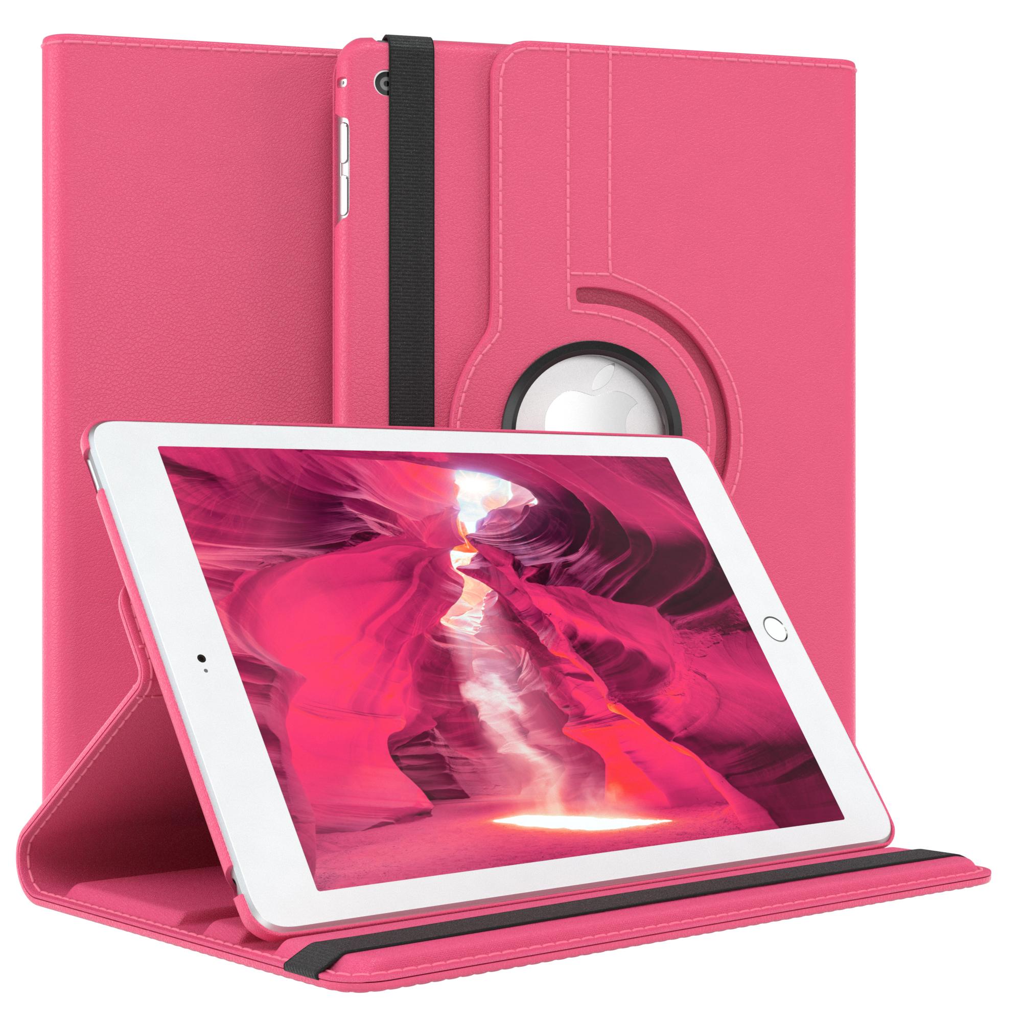 Tasche-fuer-Apple-iPad-Smart-Case-Schutz-Huelle-Etui-Tasche-Bumper-Flip-Cover-360 Indexbild 11