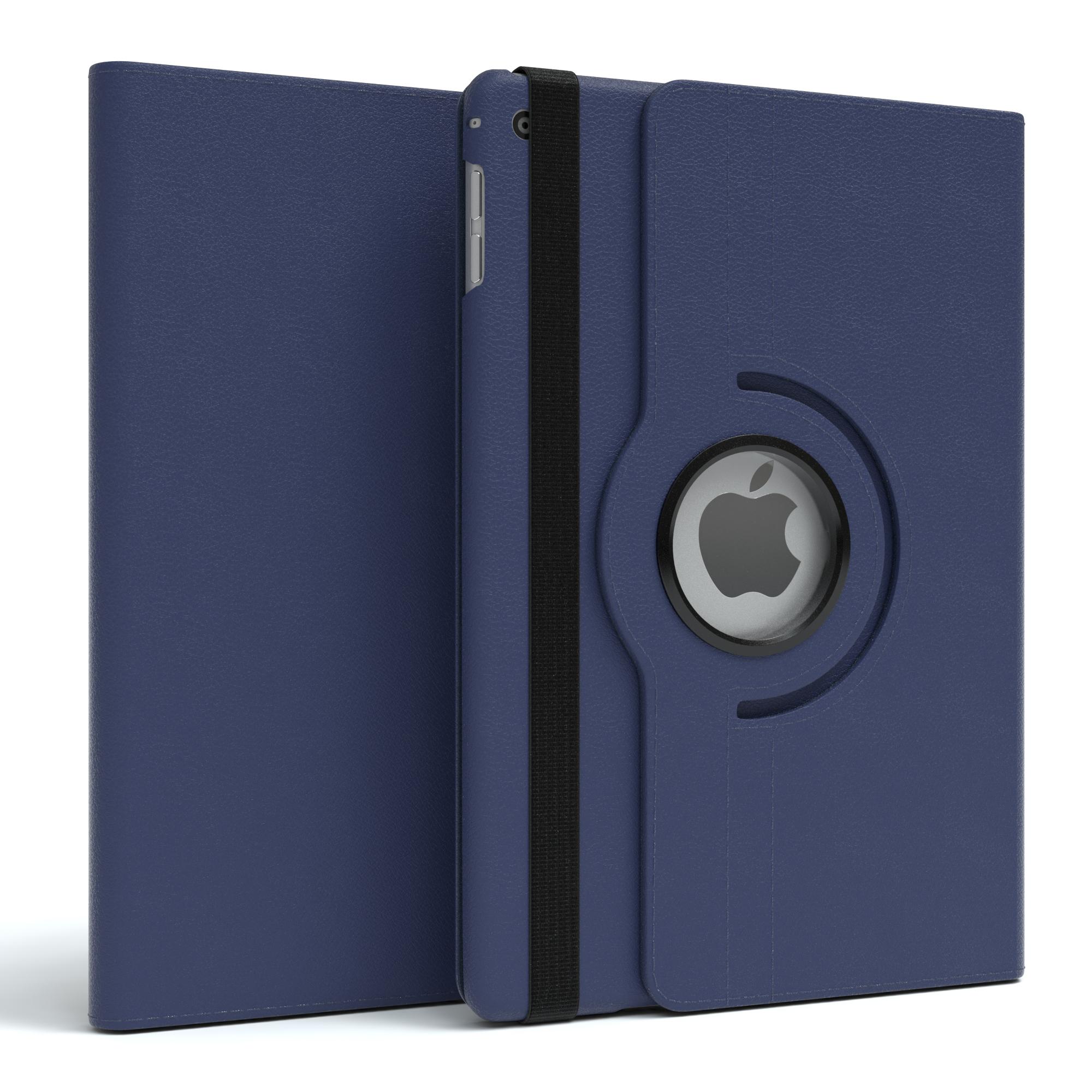 Tasche-fuer-Apple-iPad-Smart-Case-Schutz-Huelle-Etui-Tasche-Bumper-Flip-Cover-360 Indexbild 18