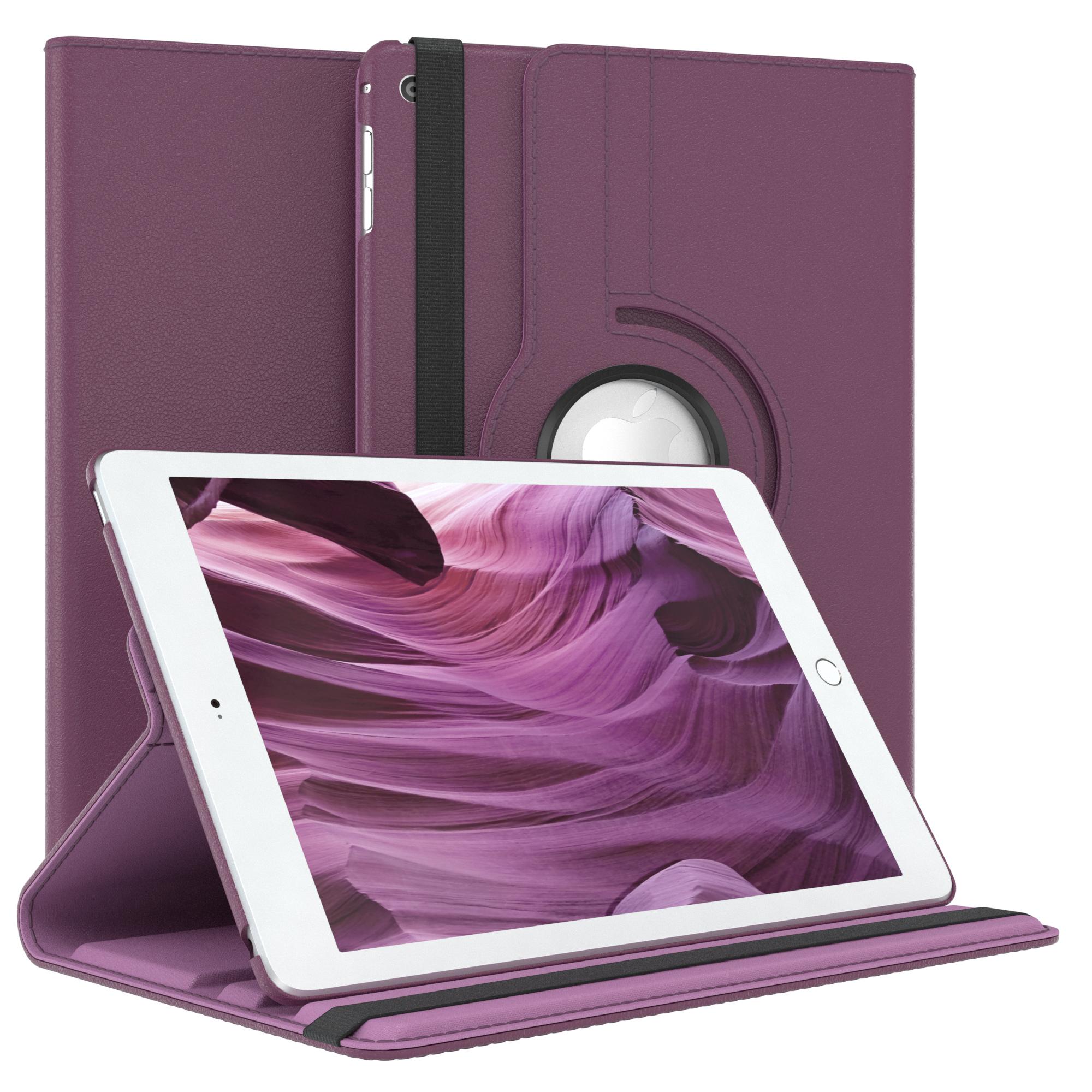 Tasche-fuer-Apple-iPad-Smart-Case-Schutz-Huelle-Etui-Tasche-Bumper-Flip-Cover-360 Indexbild 19