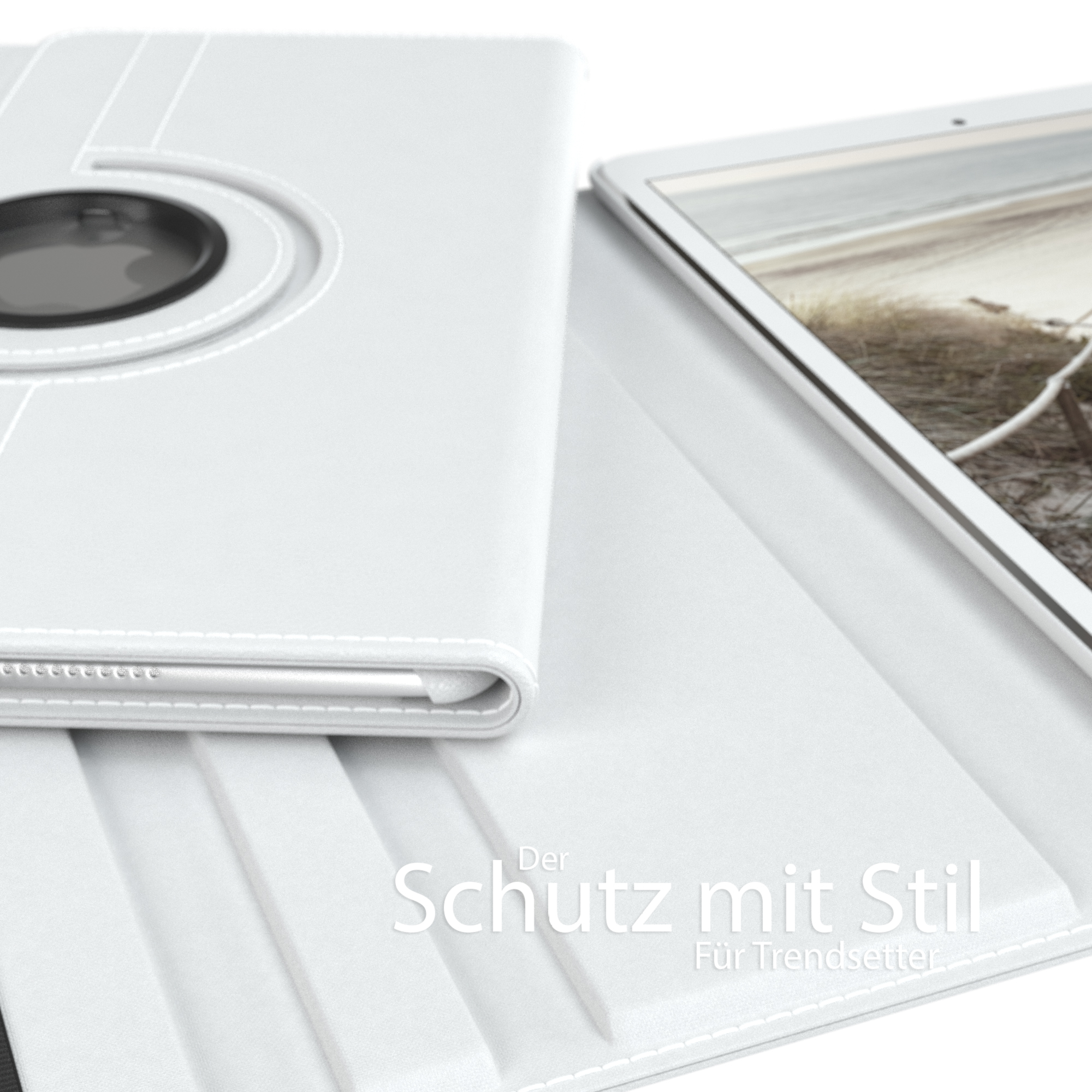 apple ipad 2018 ipad 2017 9 7 schutz h lle tablet tasche. Black Bedroom Furniture Sets. Home Design Ideas