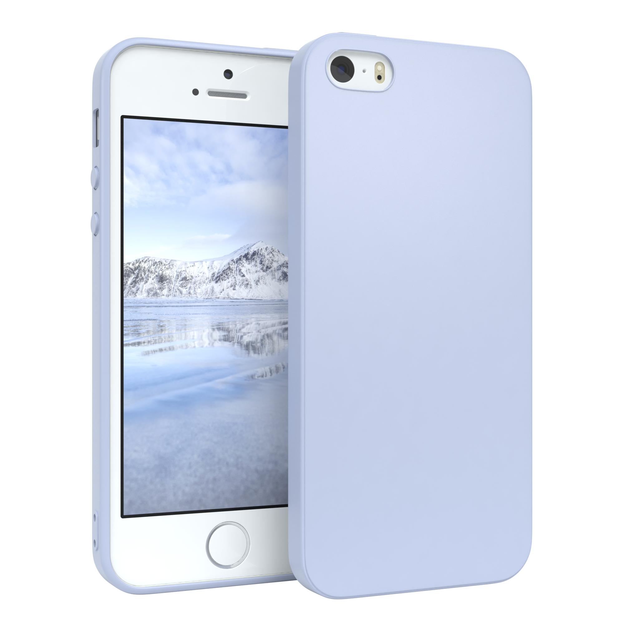 Handyhuelle-fuer-Apple-iPhone-SE-5-5S-Huelle-Tasche-Silikon-Backcover-Case-Cover Indexbild 12