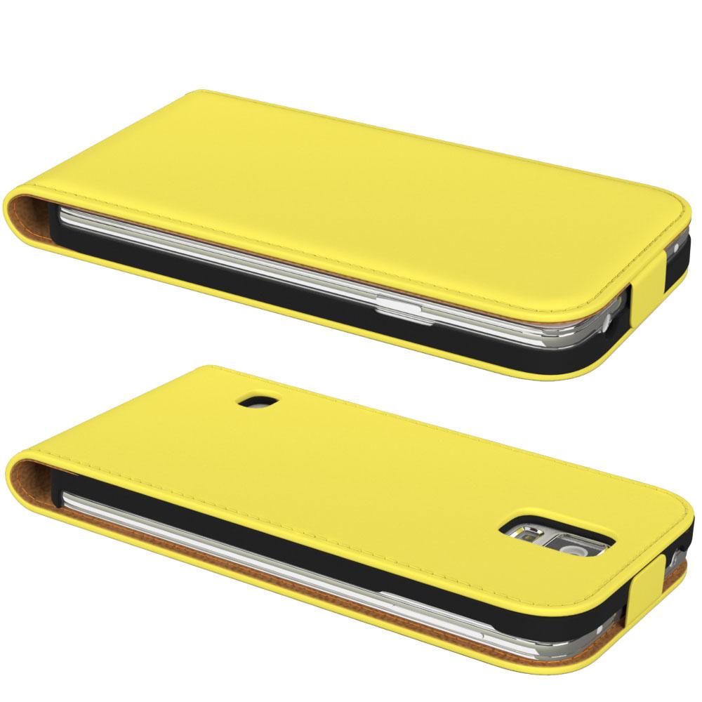 Handy Tasche für Samsung Galaxy Flip Case Cover Schutz ...