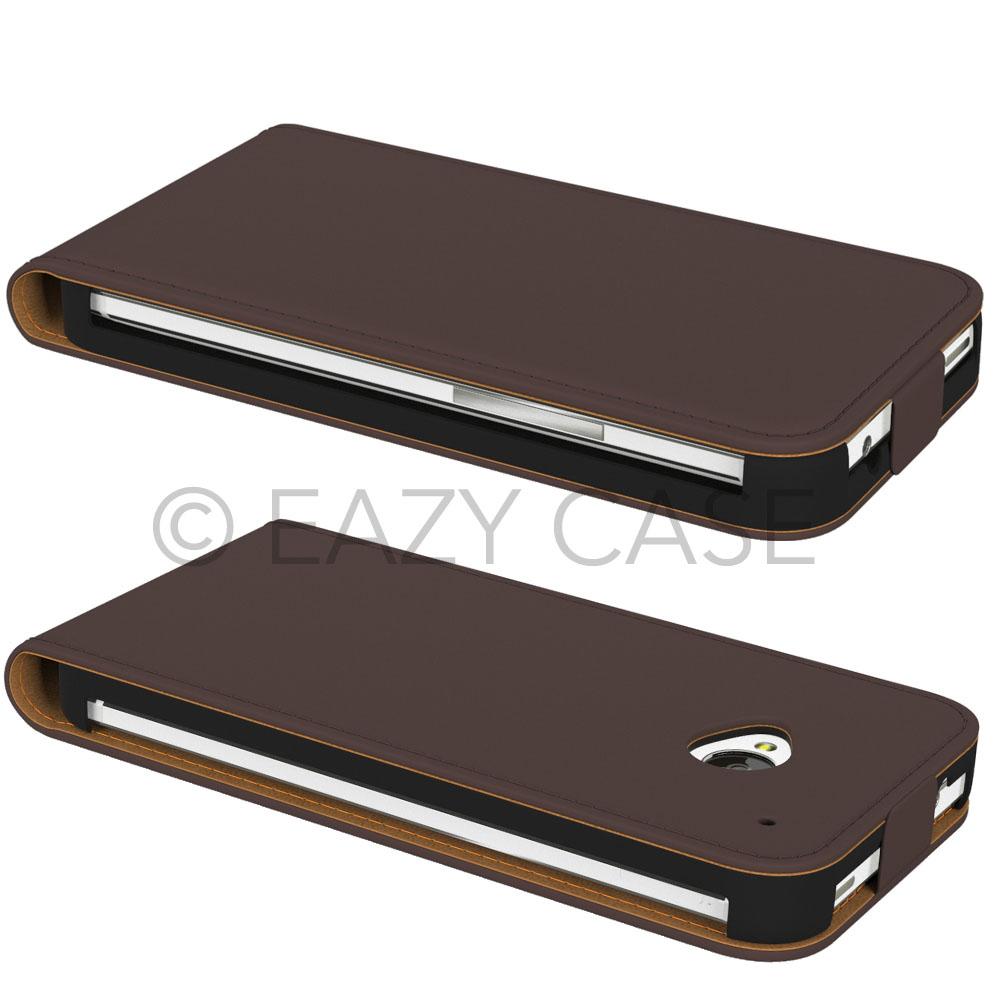 schutz h lle f r htc one serie handy tasche flip case. Black Bedroom Furniture Sets. Home Design Ideas