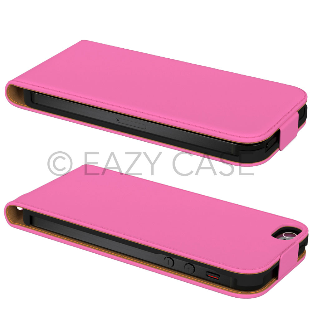 Handy-Tasche-fuer-Apple-iPhone-Flip-Case-Cover-Schutz-Huelle-Klapp-Etui-Bumper
