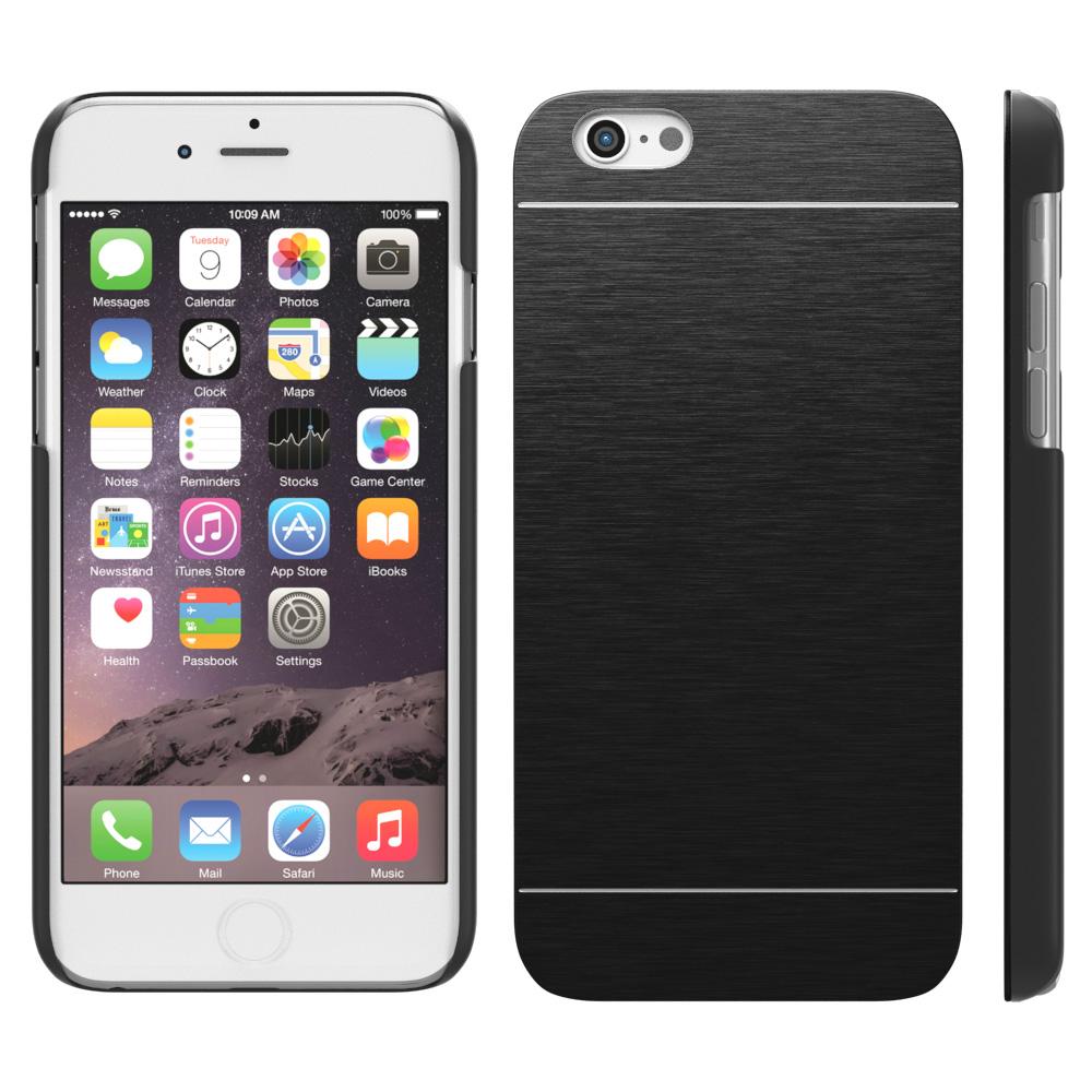 aluminium cover f r apple iphone schutz h lle metall luxus. Black Bedroom Furniture Sets. Home Design Ideas